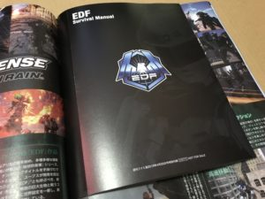 EDF Survival Manual